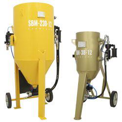 Soda und Wasser Druckstrahlkessel SBM
