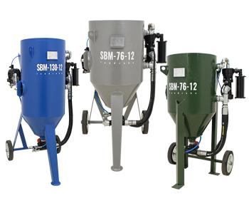 LandReko producent piaskarek strumieniowych, hydropiaskarek, sodowarek oraz piaskarek kabinowych