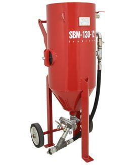 Druckstrahlgerät SBM-130-12 (B) M strahlkessel sandstrahlgerät