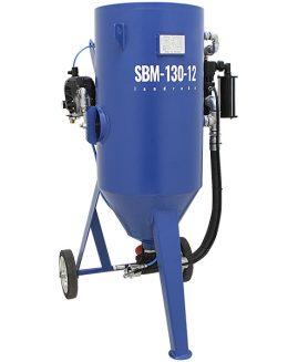 Hydro strahlgerät SBM-130-12 H (A), Soda strahlanlagen