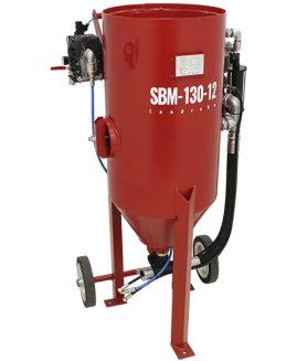 Hydro strahlgerät SBM-130-12 H (B), Soda strahlanlagen