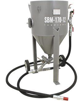Druckstrahlgerät SBM-170-12 (B) C strahlkessel sandstrahlgerät