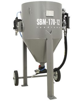 Hydro strahlgerät SBM-170-12 H (B), Soda strahlanlagen