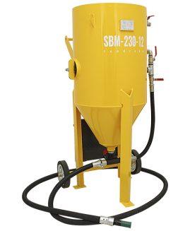 Druckstrahlgerät SBM-230-12 (B) C strahlkessel sandstrahlgerät