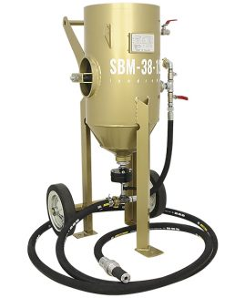 Druckstrahlgerät SBM-38-12 (B) P strahlkessel sandstrahlgerät