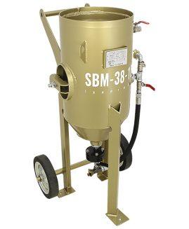 Druckstrahlgerät SBM-38-12 (B) M strahlkessel sandstrahlgerät