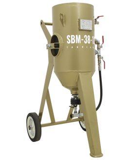 Druckstrahlgerät SBM-38-12 (A) P strahlkessel sandstrahlgerät