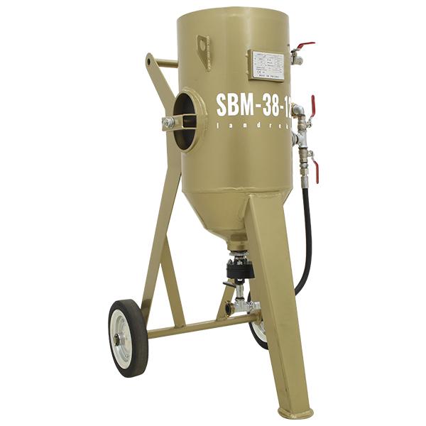 Druckstrahlgerät SBM-38-12 (A) M