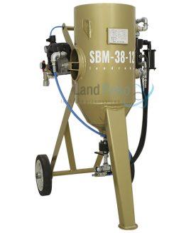 Hydro strahlgerät SBM-38-12 H (A), Soda strahlanlagen