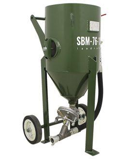 Druckstrahlgerät SBM-76-12 (B) C strahlkessel sandstrahlgerät