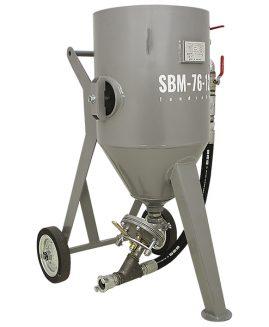 Druckstrahlgerät SBM-76-12 (A) M strahlkessel sandstrahlgerät