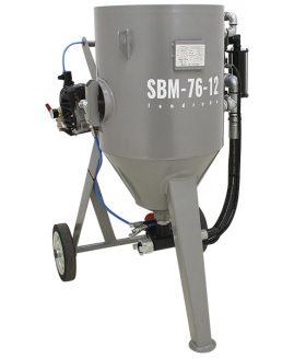 Hydro strahlgerät SBM-76-12 H (A), Soda strahlanlagen