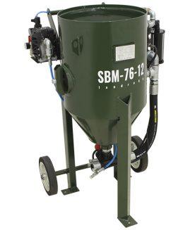 Hydro strahlgerät SBM-76-12 H (B), Soda strahlanlagen