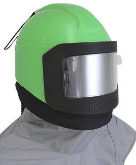 Strahlhelm NOVA2000 sandstrahlhelm luft zugeführt helm