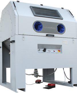 Sandstrahlkabine für 2 bediener sandstrahlgerät SCI-1300-10