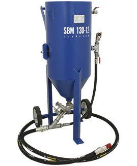 Druckstrahlgerät SBM-130-12 (B) C Strahlkessel Sandstrahlgerät