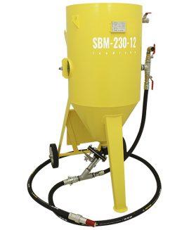 Druckstrahlgerät SBM-230-12 (A) F Strahlanlage sandstrahlgerät