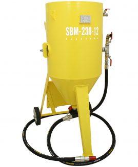 Druckstrahlgerät SBM-230-12 (A) M strahlkessel sandstrahlgerät