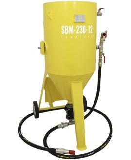 Druckstrahlgerät SBM-230-12 (A) S strahlkessel sandstrahlgerät