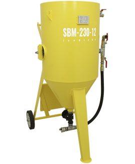 Druckstrahlgerät SBM-230-12 (A) V strahlkessel sandstrahlgerät