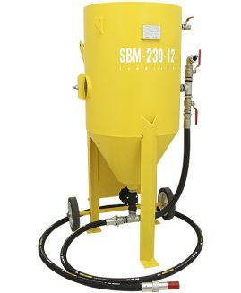 Druckstrahlgerät SBM-230-12 (B) V Sandstrahler