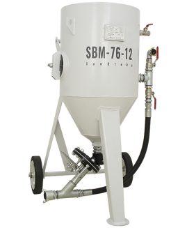 Druckstrahlgerät SBM-76-12 (A) F strahlkessel sandstrahlgerät