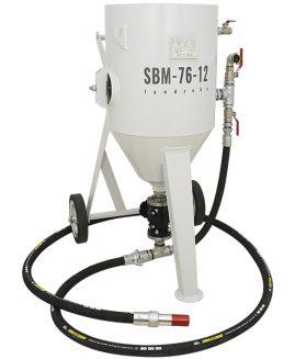 Druckstrahlgerät SBM-76-12 (A) V strahlkessel sandstrahlgerät