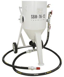 Druckstrahlgerät SBM-76-12 (A) S strahlkessel sandstrahlgerät