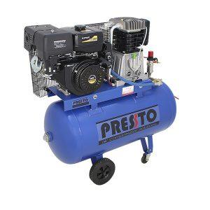 Kolbenkompressoren mit Verbrennungsmotor