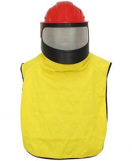 Strahlhelm ASPECT sandstrahlhelm luft zugeführt helm