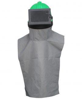 Strahlhelm ASTRO sandstrahlhelm luft zugeführt helm